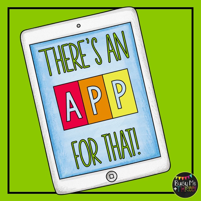 Apps and Websites That I LOVE!