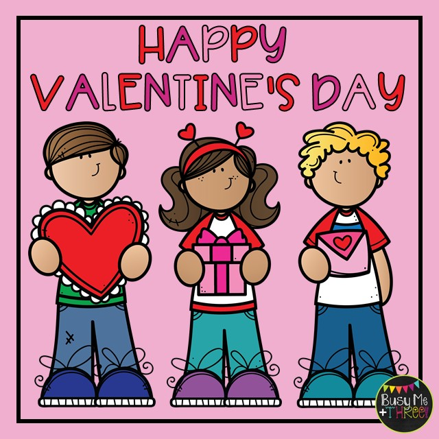 Valentine's Day Fun for the Classroom