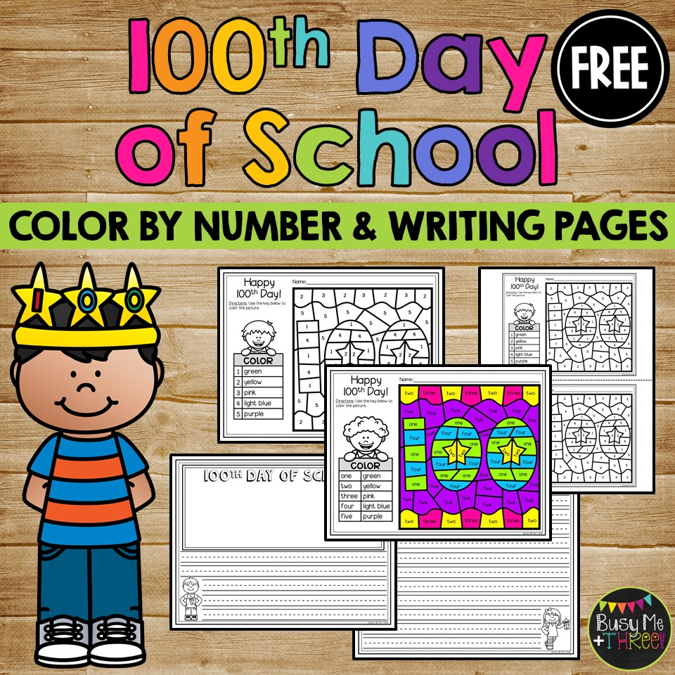 Free 20th and 20th Day Activities   Busy Me Plus Three
